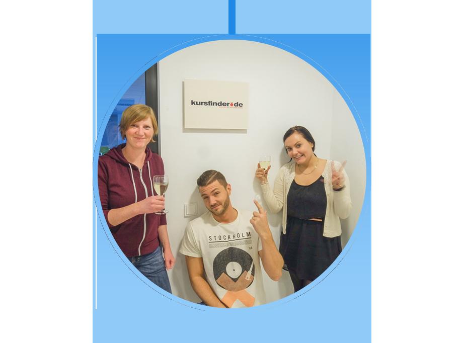 8. Kursfinder neues Büro in Mannheim
