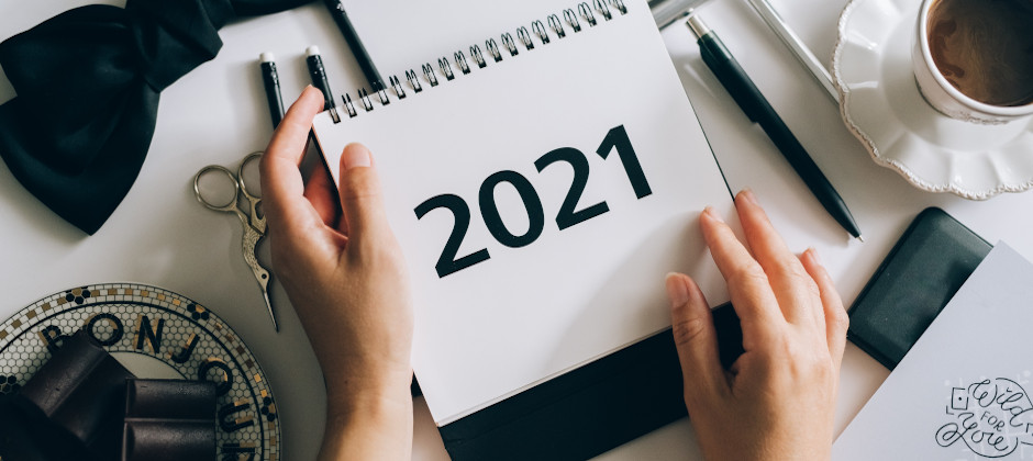 Unsere To-do-Liste für 2021
