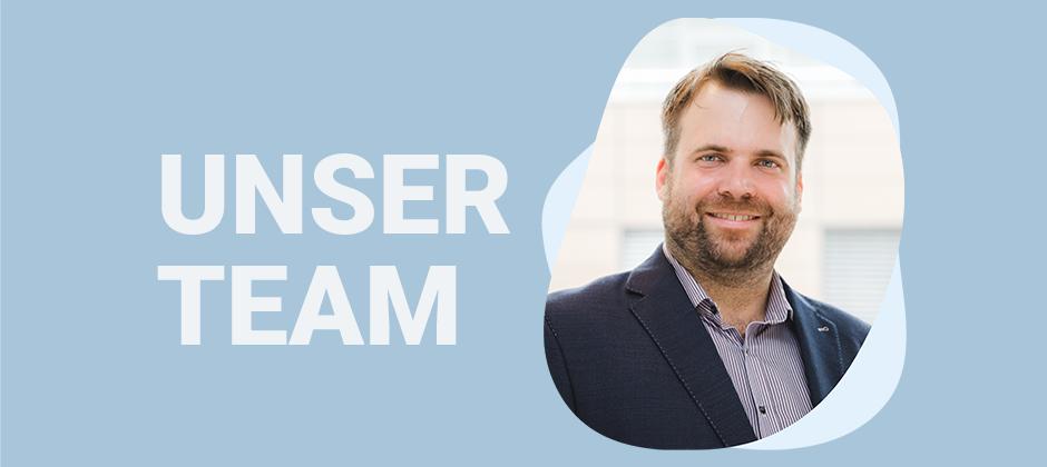 Unser Team: Ingmar Bertram leitet die Business Unit